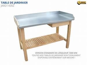 Table de jardinier, table de rempotage › Etablis François