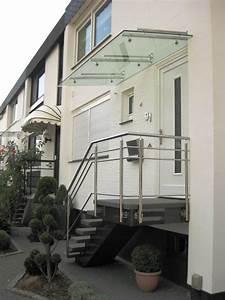 Treppengeländer Mit Glas : gel nder aus edelstahl von steiner edelstahl ~ Markanthonyermac.com Haus und Dekorationen
