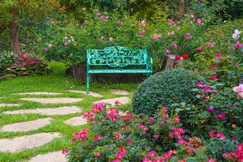 Romantischer Garten » So Schaffen Sie Atmosphäre