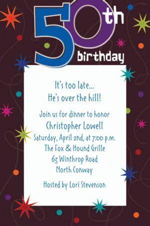 custom  party continues  birthday invitations