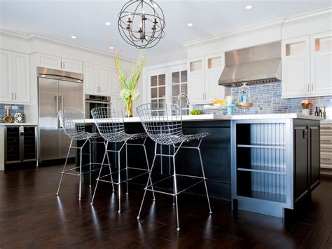 contemporary stools kitchen kitchen bar stool chair options hgtv pictures ideas 2546
