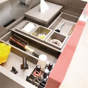 Organisateur Tiroir Salle De Bain : organisateur de tiroir kit de rangement n 13 l80 x p50 cm hakeo oskab ~ Teatrodelosmanantiales.com Idées de Décoration