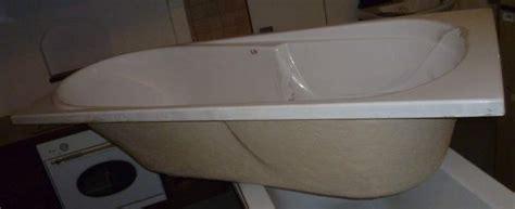 guscio vasca da bagno guscio per vasca da bagno ad incasso nuova a pasian di