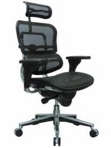 what makes a chair ergonomic