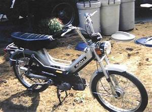 1976 Puch Maxi Luxe