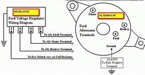 6g Alternator Wiring Diagram