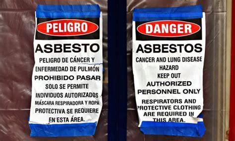 tips  dealing  asbestos home inspection  star