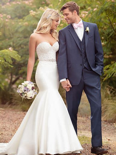 lace fit and flare dress mermaid wedding dresses trumpet wedding gowns essense