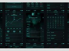 Orbit SciFi UI Kit ~ Web Elements on Creative Market