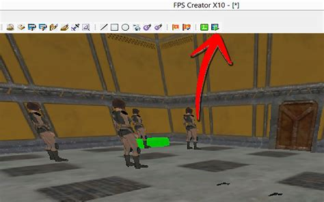 create  fps creator game  steps  pictures