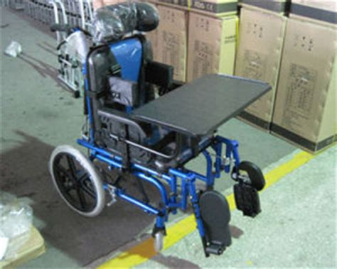 china thr cw958l manual wheelchair for cerebral palsy