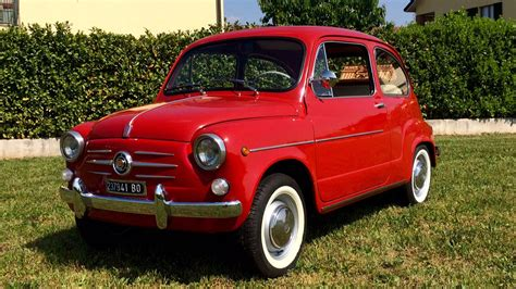 Fiat 600d by 1965 Fiat 600d F80 Harrisburg 2016