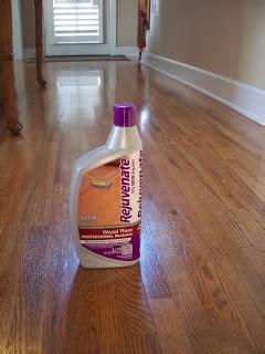clean shine hardwood floors diy
