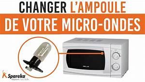 Changer Ampoule 208 : comment changer l 39 ampoule de votre micro ondes youtube ~ Medecine-chirurgie-esthetiques.com Avis de Voitures