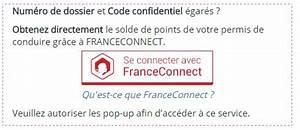 Permis De Conduire Nombre De Points : consulter les points de son permis avec franceconnect blog ~ Medecine-chirurgie-esthetiques.com Avis de Voitures
