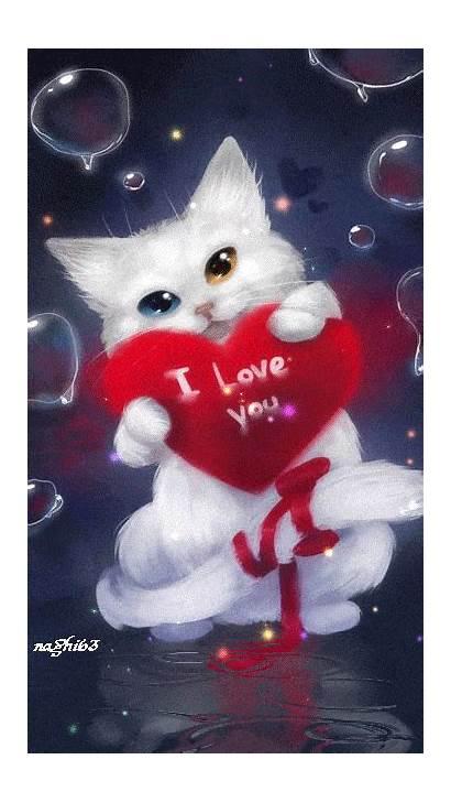Cat Animated Gifs Happy Birthday Funny Speakgif