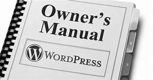 Free Wordpress 4 8 Manual  U0026 Guide