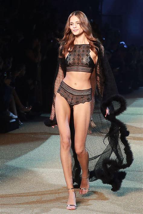 Lingerie Brand Etam Throws Fun Fashion Show At Paris