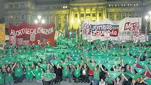 Argentina  La Campa U00f1a Nacional Por El Aborto Legal Recorri U00f3 Las Ciudades Del Pa U00eds Con El