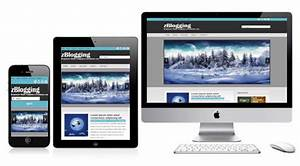 zblogging free responsive html5 theme zerotheme With what is a responsive template