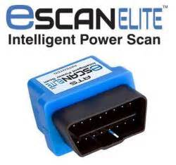 escan elite intelligent power scan by ats With ats scan