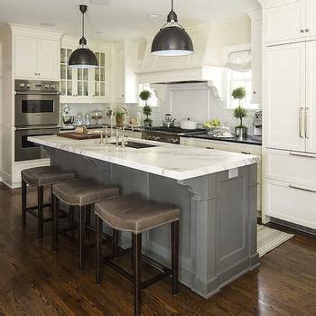 white kitchen gray island best 25 kitchen islands ideas on diy bar 1380