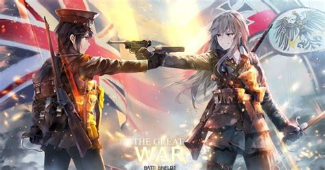 Anime War Wallpaper - battlefield anime v2 wallpaper engine wallpaper