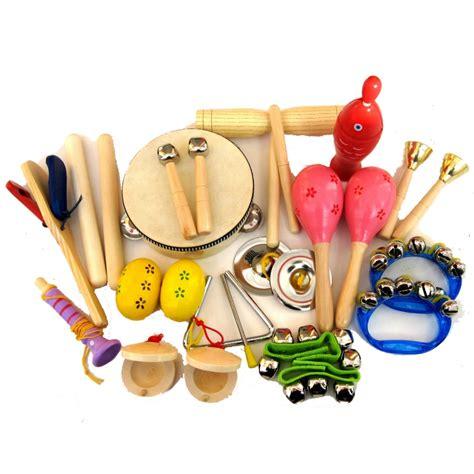 15 types instruments kit children preschool 260 | 15 types Music instruments kit children preschool percussion musical toy instruments set