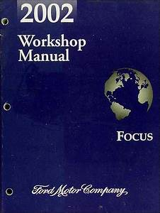 Ford Focus Zx3 2003 Owners Manual