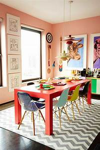 206 best images about Pink Dining Rooms on Pinterest