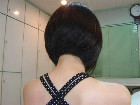 Back View Of Bob Hairstyles 2018