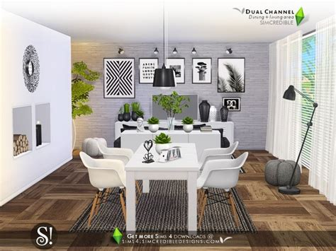 Sims 4 Dining Room Downloads » Sims 4 Updates
