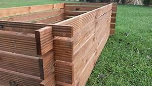 Komposter Holz Selber Bauen : hochbeet selber bauen schritt f r schritt anleitung ~ Articles-book.com Haus und Dekorationen