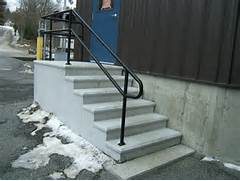 Outdoor Metal Handrails For Stairs by Stairs Amazing Exterior Stair Handrail Extraordinary Exterior Stair Handrai