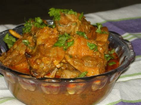 anglo indian recipes  bridget white chicken curry
