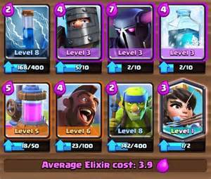 Prince Royale Clash Best Deck