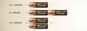 Aaa Batterien Kapazität : batterien arduino tutorial ~ Markanthonyermac.com Haus und Dekorationen
