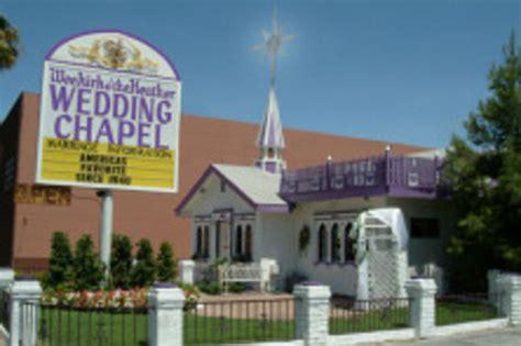 Wee Kirk O' The Heather Wedding Chapel (las Vegas)