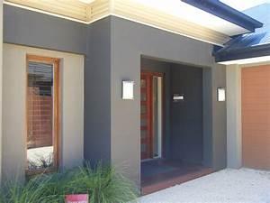 Porche Entrée Maison : porche d 39 entr e fa ade de maison pinterest fa ades ~ Premium-room.com Idées de Décoration