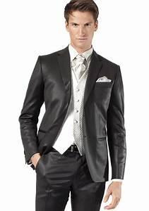 Costume Homme Mariage Blanc : costume mariage noir et blanc wb14 jornalagora ~ Farleysfitness.com Idées de Décoration
