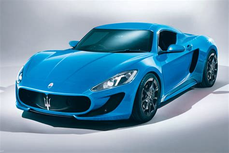 Car Usa News : Maserati Two-seater Sports Car Likely In 2016