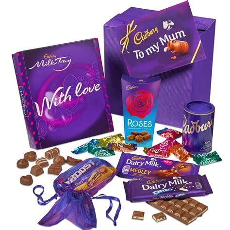cadbury mother s day gift hers cadbury gifts direct