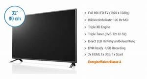 Fernseher Breite 80 Cm : lg 32lb561v g nstig kaufen bei ~ Markanthonyermac.com Haus und Dekorationen