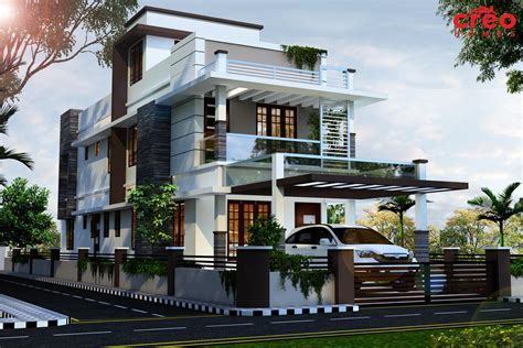 Homes Designs by Inspirational Exterior Designs Designed By Creo Homes