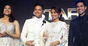 KathNiel: Star Magic Ball 2015 Best Dressed Couple ...