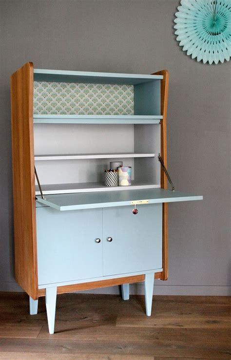 secretaire vintage octave les jolis meubles
