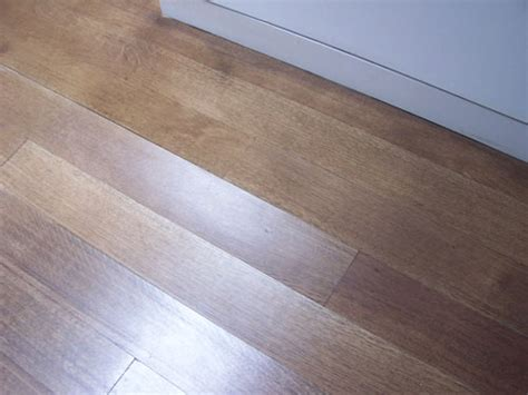 wood floor cupping in winter inspect a floor certified floor covering inspector