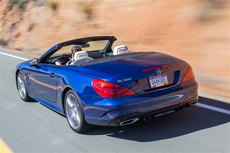 Mercedes Sl Class 2019 by 2019 Mercedes Sl Class Review Autotrader