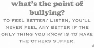 BULLYING QUOTES TUMBLR image quotes at hippoquotes.com