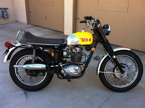 BSA 441 Victor Classic Bike Gallery - Classic Motorbikes